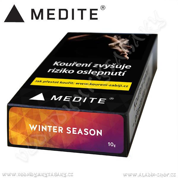Tabák do vodní dýmky Medite Winter Season 10 g Gastro