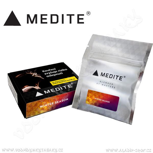 Tabák do vodní dýmky Medite Winter Season 50 g