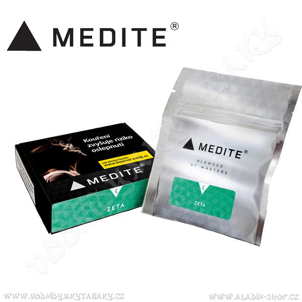Tabák do vodní dýmky Medité Zeta 50 g