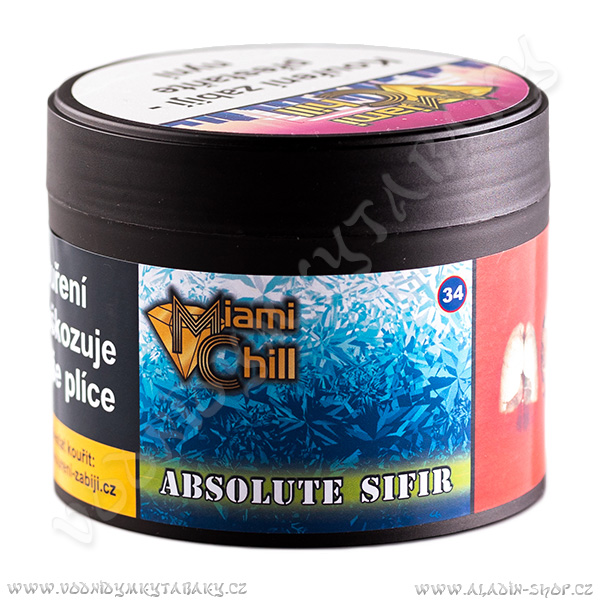 Tabák Miami Chill Absolute Sifir 75 g
