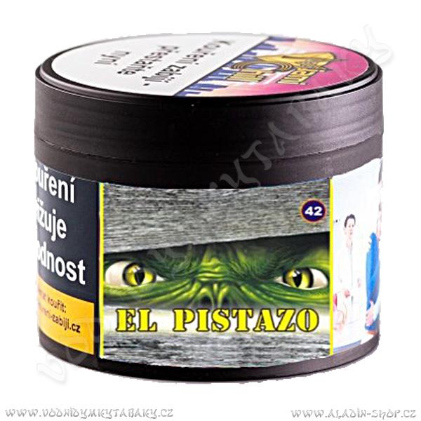 Tabák Miami Chill El Pistazo 75 g