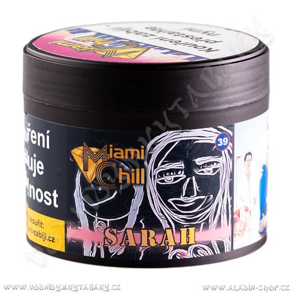 Tabák Miami Chill Sarah 75 g