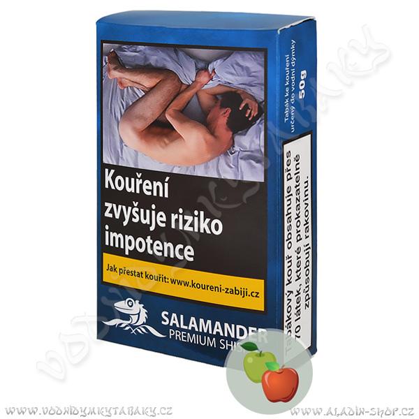 Tabák Salamander Premium Double Adam 50 g