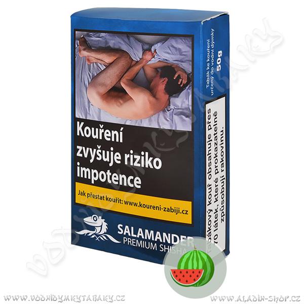 Tabák Salamander Premium Water Man 50 g