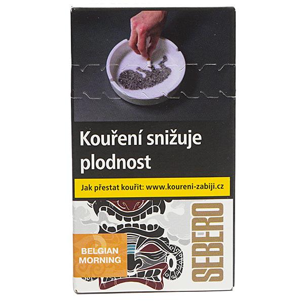 Tabák Sebero Belgian Morning 40 g