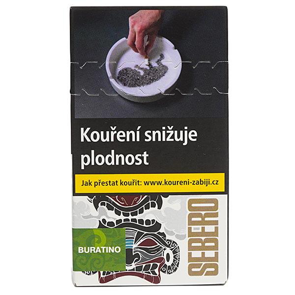 Tabák Sebero Buratino 40 g