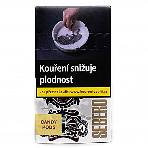 Tabák Sebero Candy Pods 40 g