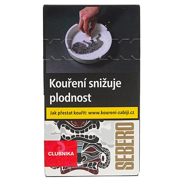 Tabák Sebero Clubnika 40 g