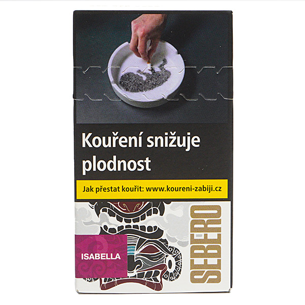 Tabák Sebero Isabella 40 g