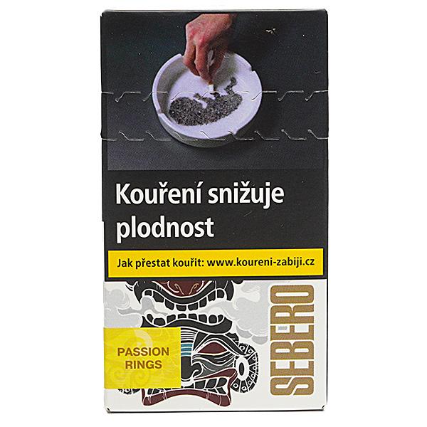 Tabák Sebero Passion Rings 40 g