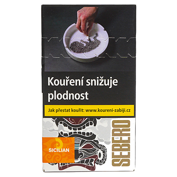Tabák Sebero Sicilian 40 g