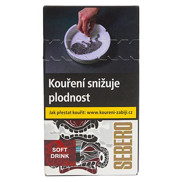 Tabák Sebero SoftDrink 40 g