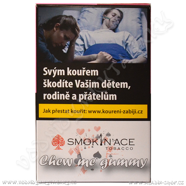 Tabák Smokin´Ace Chew me gummy 50 g