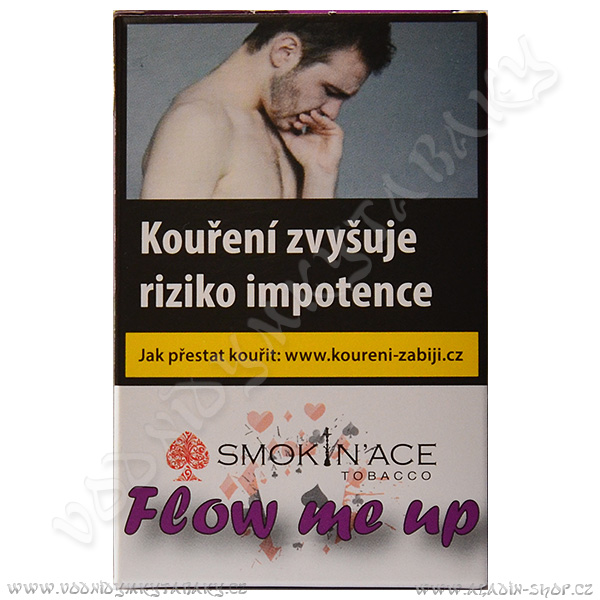 Tabák Smokin´Ace Flow me up 50 g