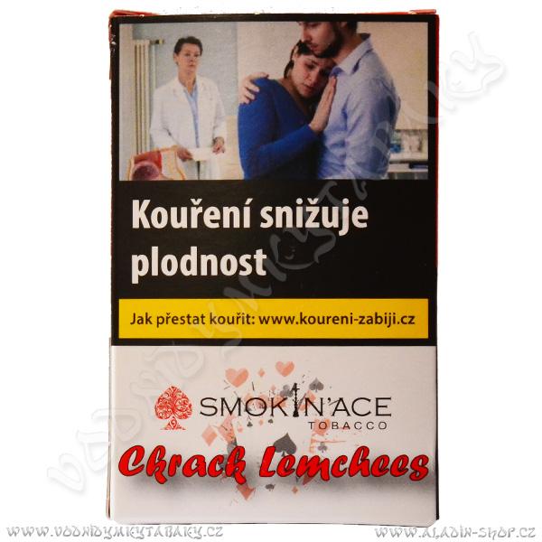Tabák Smokin´Ace Ckrack Lemchees 50 g