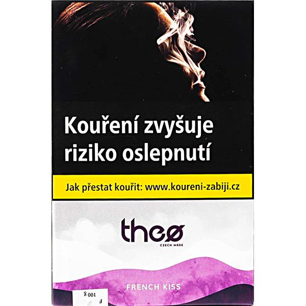 Tabák Theo French Kiss 100 g