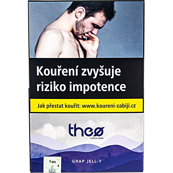Tabák Theo Grap Jell-Y 100 g
