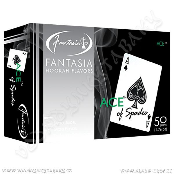 Tabák do vodní dýmky Fantasia Ace of Spades 50 g