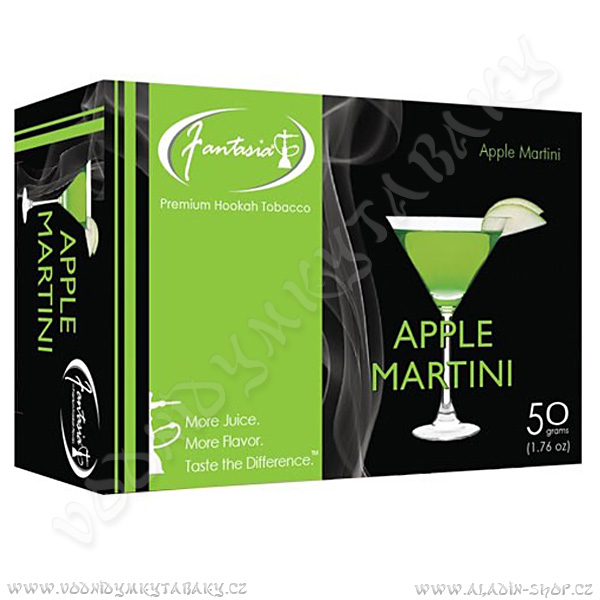 Tabák do vodní dýmky Fantasia Apple Martini 50 g