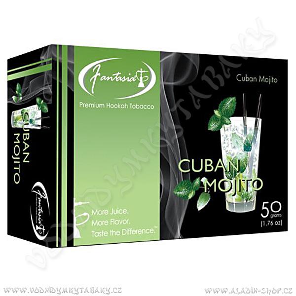 Tabák do vodní dýmky Fantasia Cuban Mojito 50 g