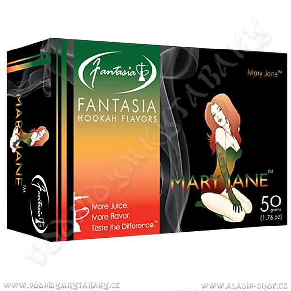 Tabák do vodní dýmky Fantasia Mary Jane 50 g