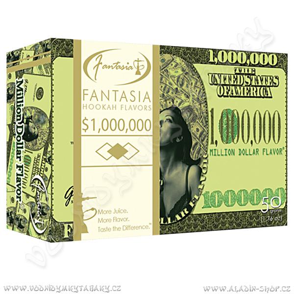 Tabák do vodní dýmky Fantasia The Million Dollar Flavor 50 g
