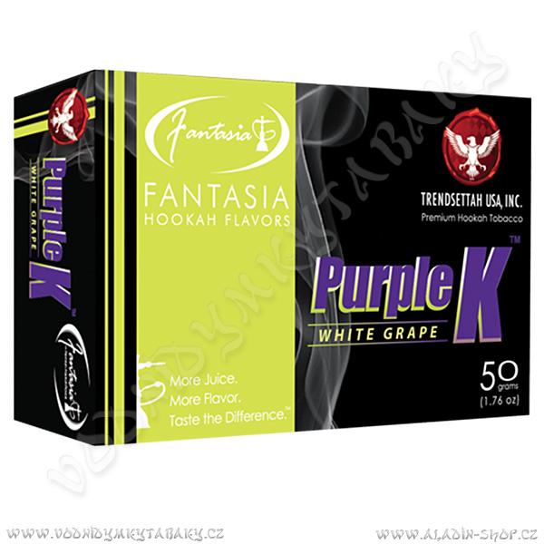 Tabák do vodní dýmky Fantasia Purple K 50 g