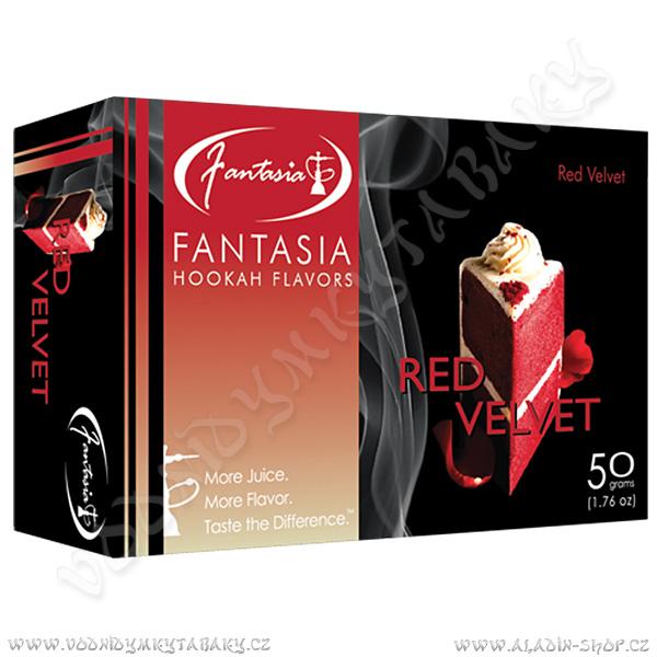 Tabák do vodní dýmky Fantasia Red Velvet 50 g