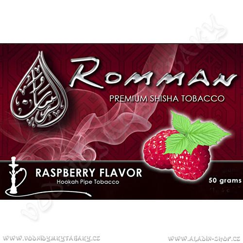 Tabák do vodní dýmky Malina Romman 50 g