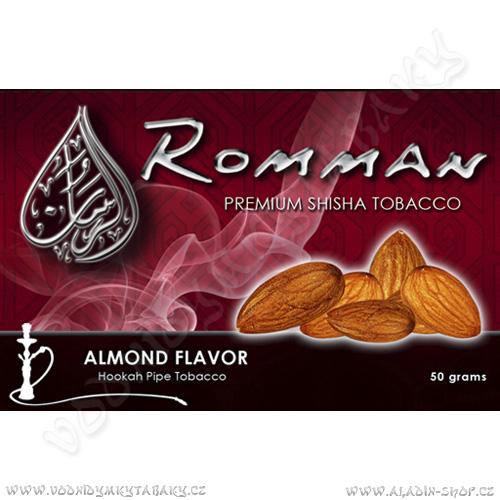 Tabák do vodní dýmky Mandle Romman 50 g