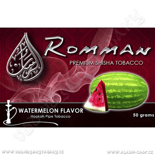 Tabák do vodní dýmky Vodní meloun Romman 50 g