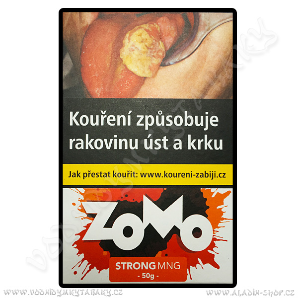Tabák Zomo Strong Mng 50 g