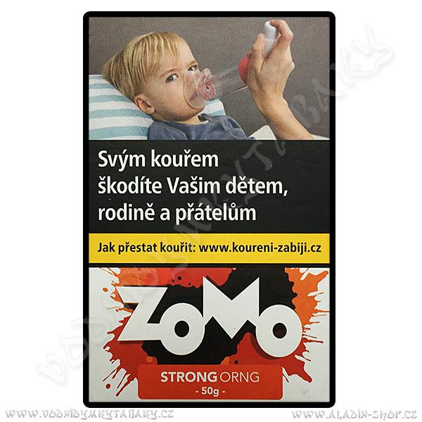Tabák Zomo Strong Orng 50 g