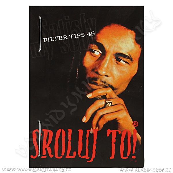 Cigaretové filtry Sroluj To! BoB 03