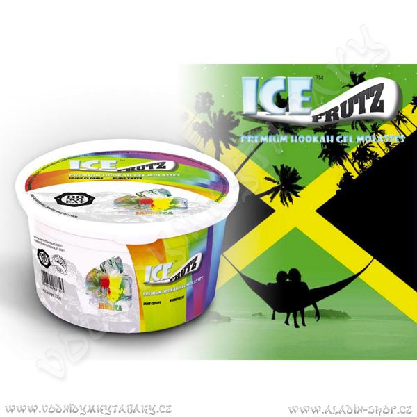 Ice Frutz vaporizační gel Jamaica 100 g
