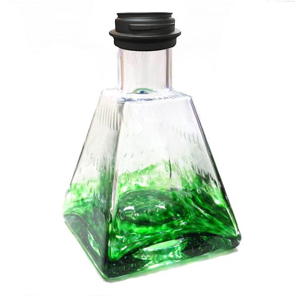 Váza Amy Aero-X Klick II green - black powder