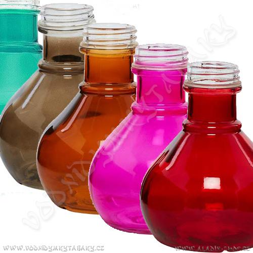 Váza pro vodní dýmky Aladin Barcelona 18 cm různé barvy