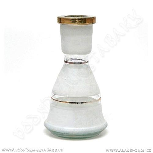 Váza pro vodní dýmky Top Mark 16 cm Anat bílá