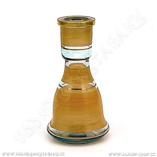 Váza pro vodní dýmky Top Mark 16 cm Anat oranžová