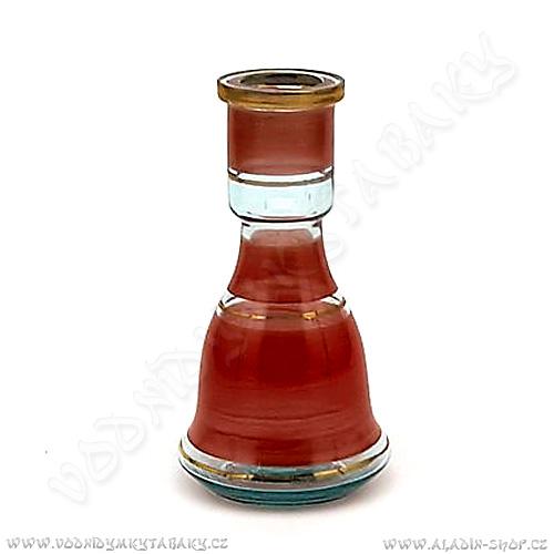 Váza pro vodní dýmky Top Mark 16 cm Anat červená