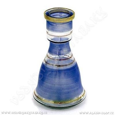 Váza pro vodní dýmky Top Mark 19 cm Eset modrá