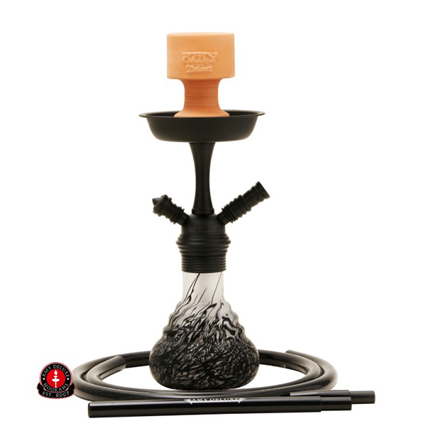 Vodní dýmka Amy Crazy Dots 760 black RS Black Powder