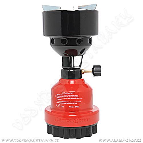 Hookah Flame plynový žhavič červená