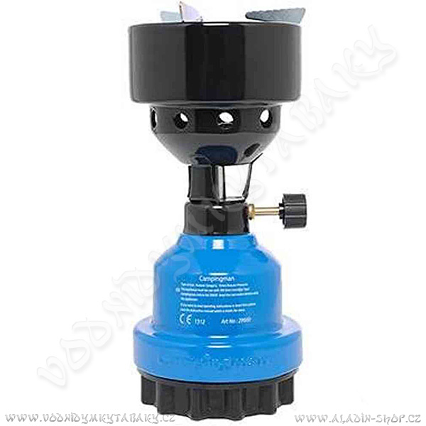 Hookah Flame plynový žhavič modrá
