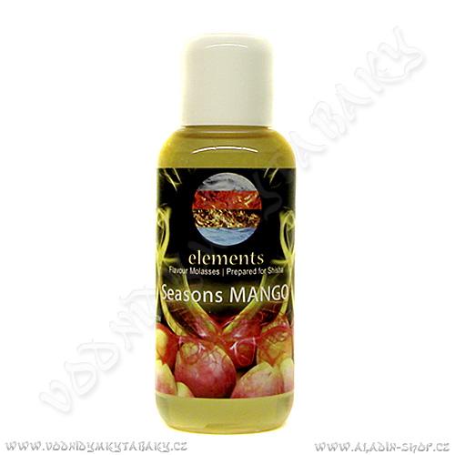 Melasa Jeff's 7 Elements Mango 100 ml