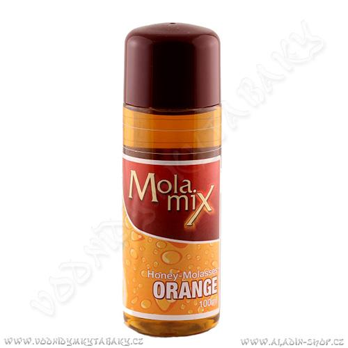 Zvlhčovadlo tabáku do vodní dýmky MolaMix Pomeranč