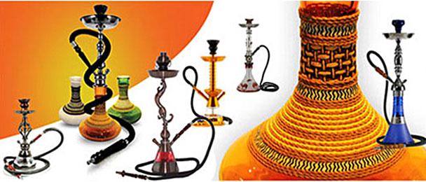 Prodej vodních dýmek Aladin-Shop - Vodní dýmky Tabáky