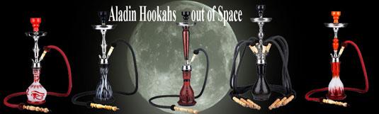 vodní dýmky Aladin - out of Space